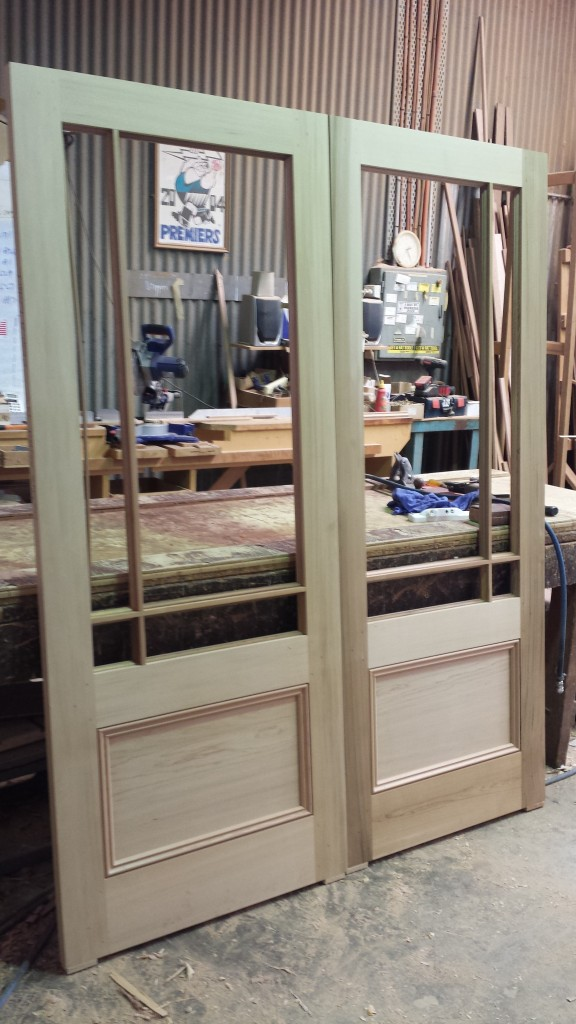 WRC french doors