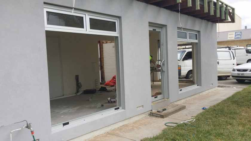 natural anodise – THE WINDOW MAN